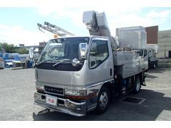 キャンター高所作業車 アイチ SH106 基本装備 5速MT