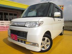 タントカスタムL 4WD スライドドア HID ETC Goo鑑定