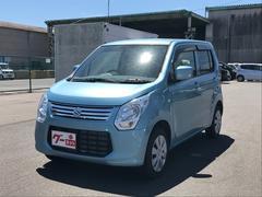 ワゴンRFX 軽自動車 インパネCVT 保証付 エアコン 4名乗り