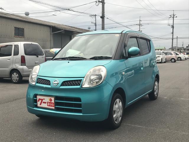 日産 E 軽自動車 インパネAT 保証付 エアコン 4人乗り CD