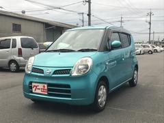 モコE 軽自動車 インパネAT 保証付 エアコン 4人乗り CD