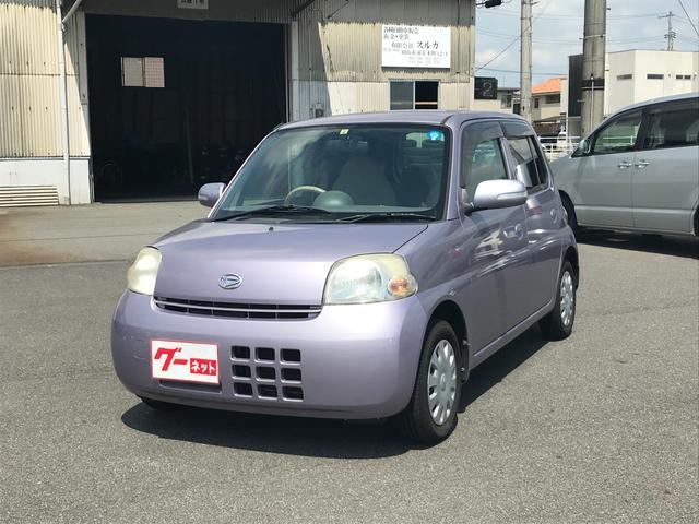 ダイハツ X キーレス CD プライバシーガラス ETC 軽自動車