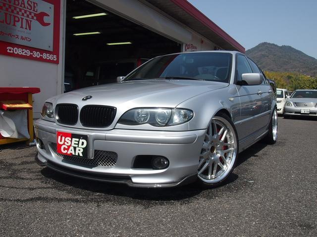 BMW 320i MスポーツPG 左H HYPER FORGED