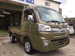 ハイゼットトラックハイルーフ・4WD・AC・PS・PW・キーレス・5F
