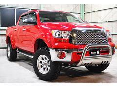 タンドラ実走行CARFAX有4WD・6インチUP国内未入荷新品アルミ