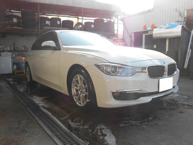 BMW 320dブルーパフォーマンス