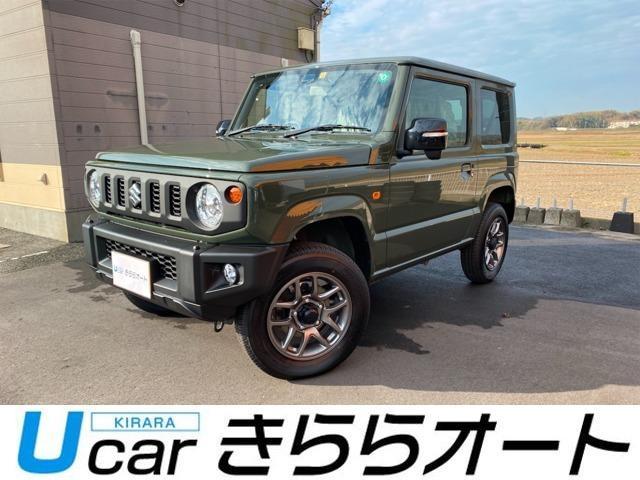 スズキ XC スマートキー/プッシュスタート/LEDヘッドライト/シートヒーター/5MT/4WD/セーフティサポート