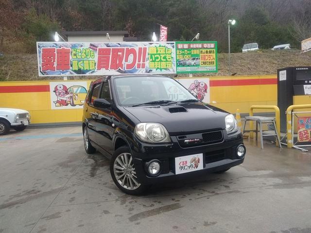 スズキ ベースグレード・5MT・レカロシート・ナビ