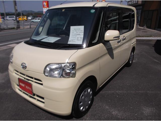 「ダイハツ」「タント」「コンパクトカー」「鳥取県」の中古車