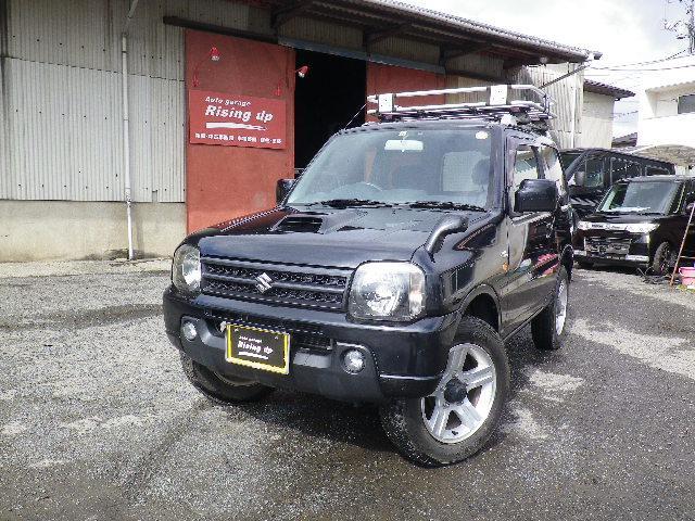 スズキ ワイルドウインド 4WD 5MT DVDプレーヤー ETC