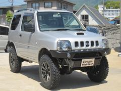 ジムニーXC リフトアップ 社外マフラー 社外アルミ 新品タイヤ