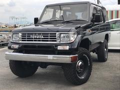 ランドクルーザープラドSX リフトアップ 4WD サンルーフ トヨタ輸出用ホイール