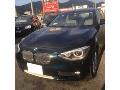 BMW116i ナビ 8AT アルミホイール ETC