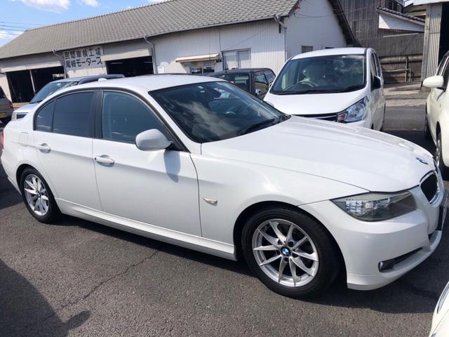 BMW 320i バックカメラ ETC AW オーディオ付 AC