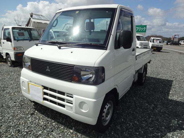 三菱  4WD 5MT エアコン パワステ付