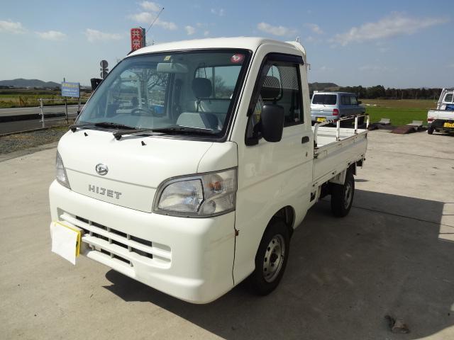 ダイハツ エアコン・パワステ スペシャル 2WD エアコン パワステ 5MT