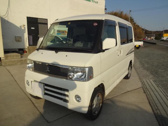 三菱 タウンボックス ホワイトエディション 2WD AT