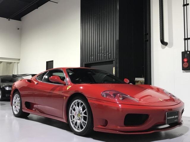 フェラーリ モデナ ディーラー車 6MT