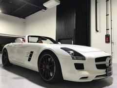 M・ベンツ SLS AMGロードスター SLS AMG GT ディーラー車