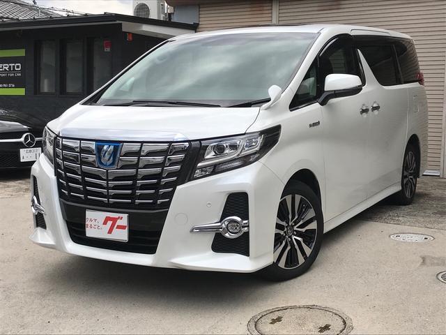トヨタ SR Cパッケージ ツインサンルーフ 黒革 ナビ 後席モニタ