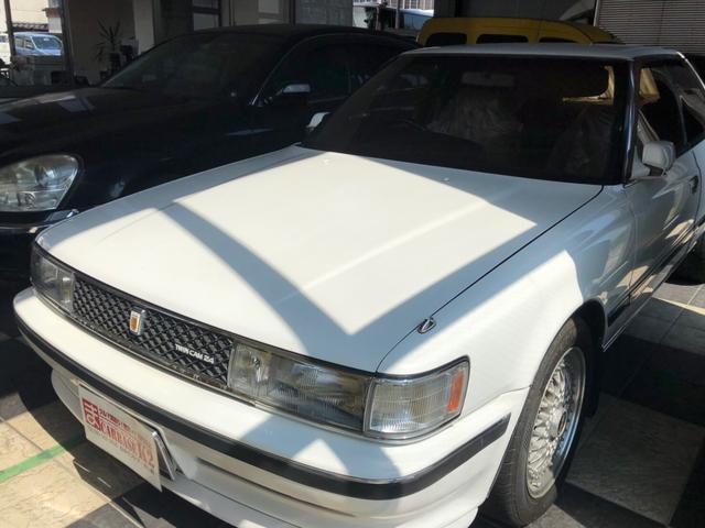 トヨタ アバンテ ツインカム24 BBSホイールトランクスボイラー