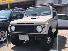 ジムニーXLリミテッド ルーフキャリア オートマ CD 4WD