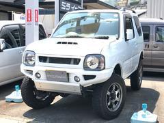 ジムニーXC リフトアップ 4WD 5MT RAYS16インチアルミ