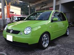 VW ルポベースグレード アルミ 車高調 マフラー CDキーレスETC