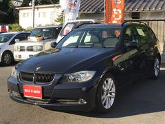 BMW320iツーリング HDDナビ TV ETC AW16インチ