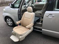 ポルテ130i Cパッケージ ウエルキャブ 車椅子固定 ナビ