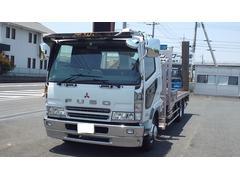 三菱ファイタークレーン3段フックイン自動アユミ240PS