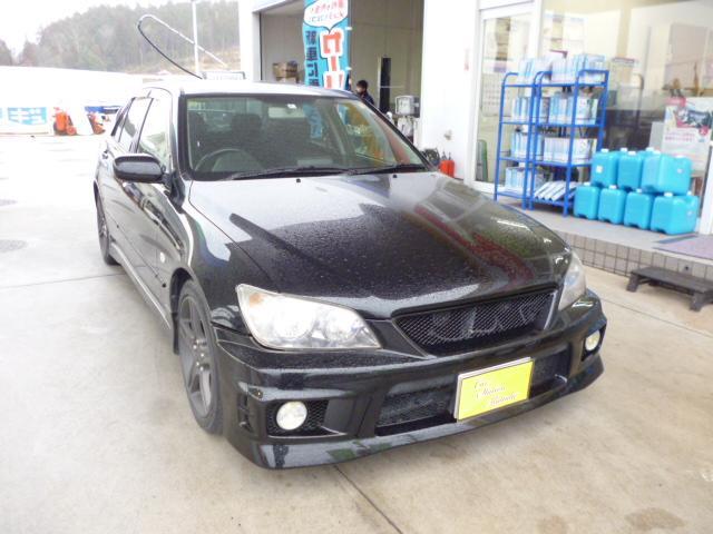 トヨタ RS200 リミテッドIIナビパッケージタイベル交換済み