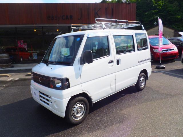 三菱 CD エアコン オートマ 集中ドアロック ルーフキャリア