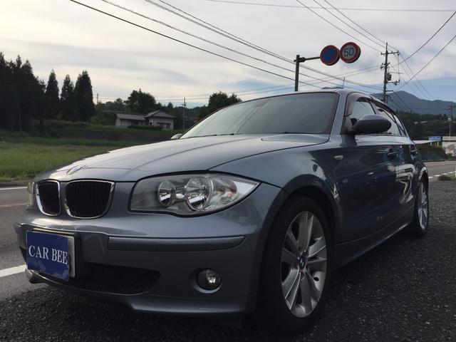 BMW 120i 検査32.4 Goo鑑定済み!