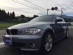 BMW120i Goo鑑定車 62000km
