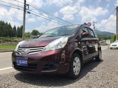ノート15X H22年式禁煙車HDDナビTVETC車検整備込