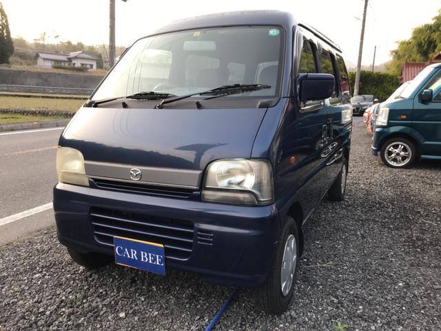 マツダ  4WD マニュアル5速