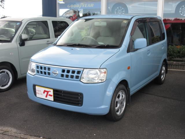 日産 E FOUR 4WD キーレス CD アルミホイール