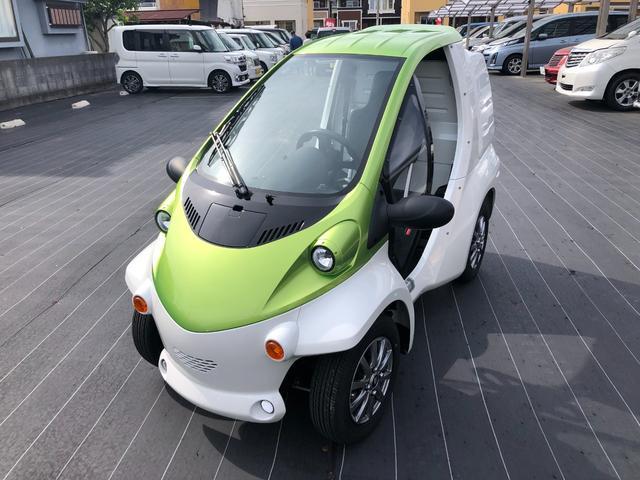 トヨタ  電気自動車 12インチアルミ
