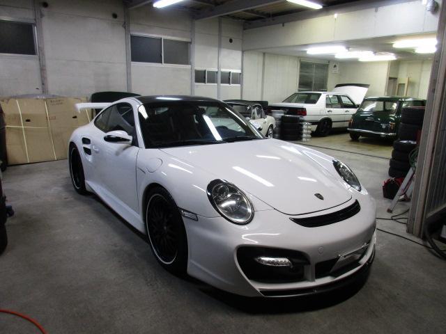 ポルシェ 911カレラ スポーツクロノPKG 6MT