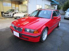 BMW320iツーリング 自社名変済実質ワンオーナー車