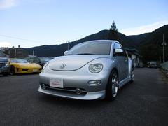 VW ニュービートルベースグレード 左ハンドル ディーラー車