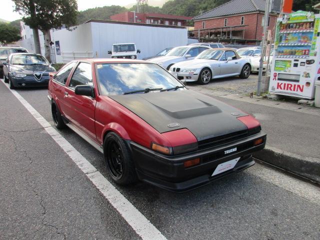 トヨタ GT-V