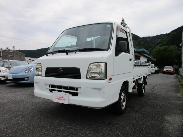 スバル トラック660TB三方開