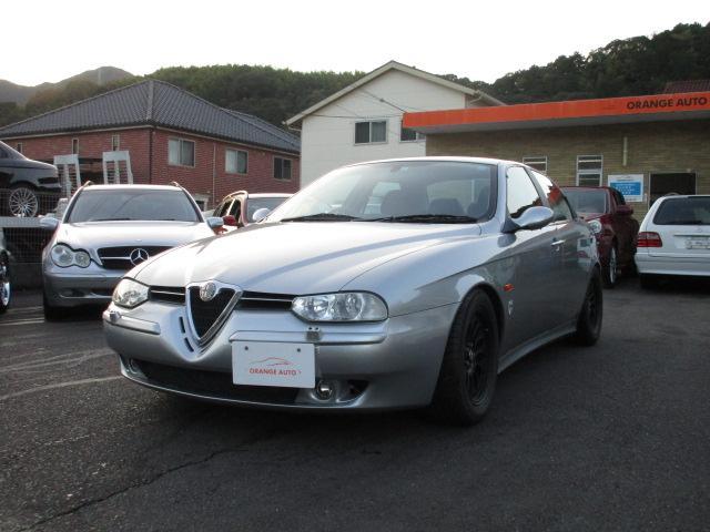 アルファロメオ 2.5 V6 6MT