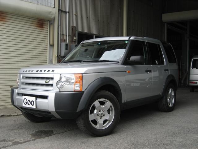 「ランドローバー」「ランドローバー ディスカバリー3」「SUV・クロカン」「鳥取県」の中古車