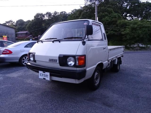 トヨタ 1オーナー車両/走行12700km/昭和/750kg