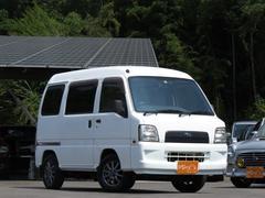 サンバーバンVB 4WD 患者輸送車仕様 8ナンバー可