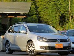 VW ゴルフヴァリアントヴァリアント TSI コンフォートライン