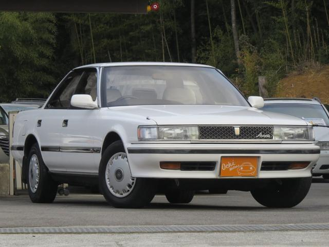 トヨタ アバンテ 禁煙・新車ビニール付・フルノーマル 1G ホワイト